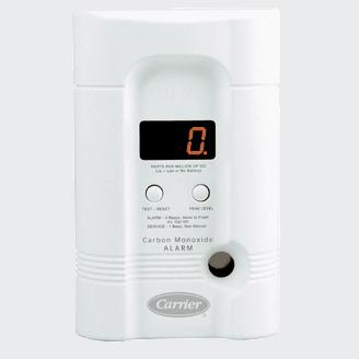 Carrier Carbon Monoxide (CO) Alarm - COALM.