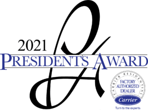 2021 Carrier President's Award