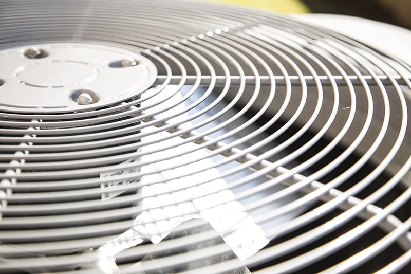 how does an air conditioner work, home air conditioner unit